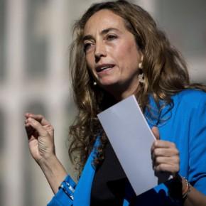 Carolina Punset suscribe un acuerdo de enmienda para potenciar en Bruselas la importancia de dos tramos prioritarios del Corredor Mediterráneo