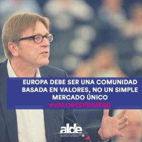 Frente a las democracias iliberales de Europa