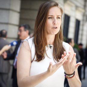 Melisa Rodríguez (Cs): 'Cumplir nuestros compromisos climáticos envía un mensaje claro a aquellos que han decidido dejar de pelear por el futuro'