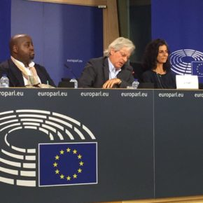 Javier Nart (Cs) «los defensores de los DDHH en el Congo son la dignidad y la esperanza de ese país»