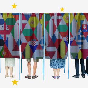 """Javier Nart (Cs) """"Hoy se ha frustrado esta oportunidad histórica de crear listas transnacionales, pero el voto de la ciudadanía seguirá siendo crucial para elegir al próximo presidente de la Comisión"""""""