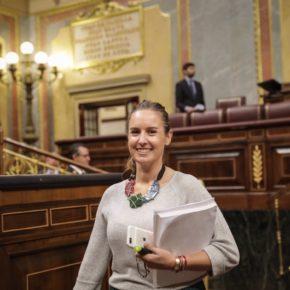 """Melisa Rodríguez (Cs) """"Los jóvenes europeos tienen muy claras sus preocupaciones, sus ideas y sus propuestas para el futuro de Europa"""""""