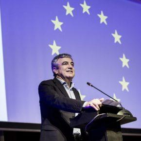 """Luis Garicano (Cs) """"La prioridad absoluta debe ser regenerar el proyecto europeo"""""""