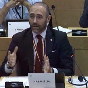 """JR Bauzá: """"La Rioja podría aumentar su capacidad exportadora gracias al Corredor Atlántico-Mediterráneo"""""""
