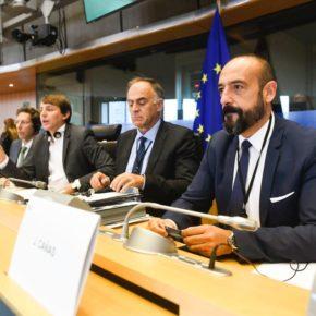 """Jordi Cañas: """"Vamos a trabajar muy duro para conseguir un acuerdo equilibrado y justo con los países de Mercosur"""""""