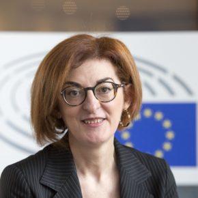 Maite Pagaza pide a la Comisión Europea que se prevean sanciones para asegurar el cumplimiento de la próxima Estrategia Europea de Discapacidad