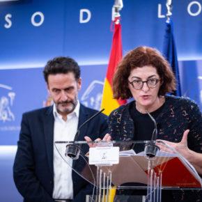 Cs presenta iniciativas en el Congreso y en Bruselas para ampliar la inhabilitación de función pública a los condenados por terrorismo