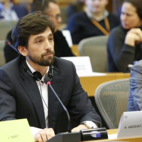 Adrián Vázquez exige al gobierno de Sánchez menos ocurrencias y más soluciones integrales en el problema de los agricultores