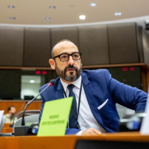Jordi Cañas, MEP (Ciudadanos, RE, ES), proposes to the European Commission a new law to regulate teleworking
