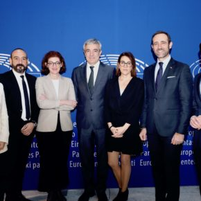 Ciudadanos apuesta por dar más poder a Europol para que sea un 'FBI europeo' contra el crimen organizado y el terrorismo
