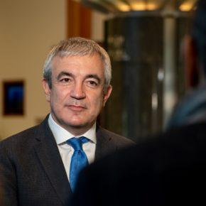 Luis Garicano (Cs): la reforma del CGPJ del Gobierno pone en peligro que España reciba los 140.000 millones de la UE
