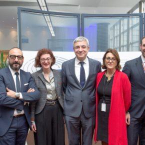 Ciudadanos lidera en Europa la denuncia al asalto al CGPJ de Sánchez e Iglesias