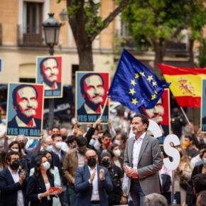 Los liberales europeos dan su apoyo a Edmundo Bal y piden el voto para Ciudadanos en las elecciones madrileñas