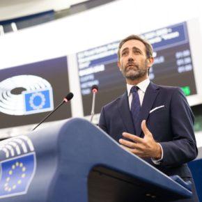 Ciudadanos reclama en la Eurocámara una respuesta europea para salvar el sector turístico en la isla La Palma